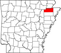 Craighead County vital records