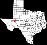 Crane County vital records