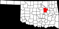 Creek County vital records