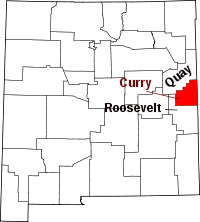 Curry County vital records