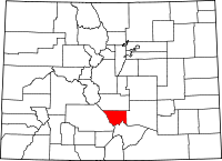 Custer County vital records