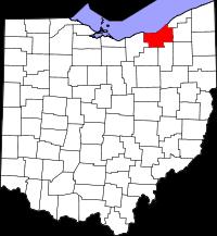 Cuyahoga County vital records