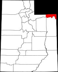 Daggett County vital records
