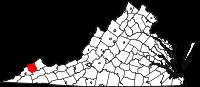 Dickenson County vital records