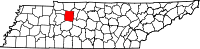 Dickson County vital records