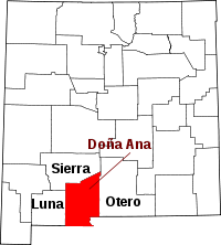 Dona Ana County vital records