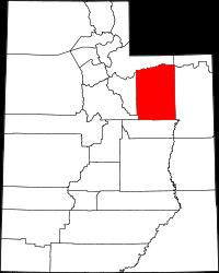 Duchesne County vital records
