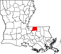 East Feliciana Parish vital records