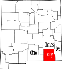 Eddy County vital records