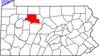 Elk County vital records