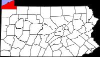 Erie County vital records
