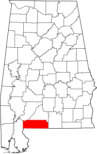 Escambia County vital records