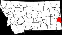 Fallon County vital records