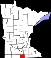 Faribault County vital records