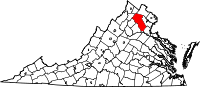 Fauquier County vital records