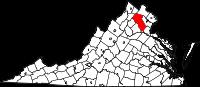 Fauquier County vital records