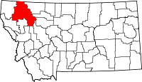 Flathead County vital records