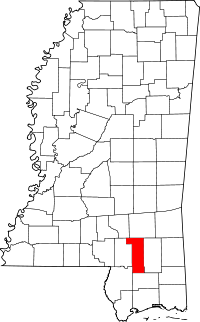 Forrest County vital records