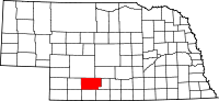 Frontier County vital records