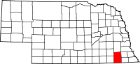 Gage County vital records