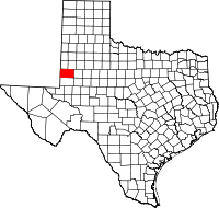 Gaines County vital records