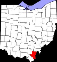 Gallia County vital records