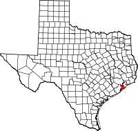 Galveston County vital records