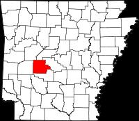 Garland County vital records