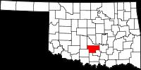 Garvin County vital records