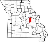 Gasconade County vital records