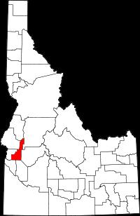 Gem County vital records