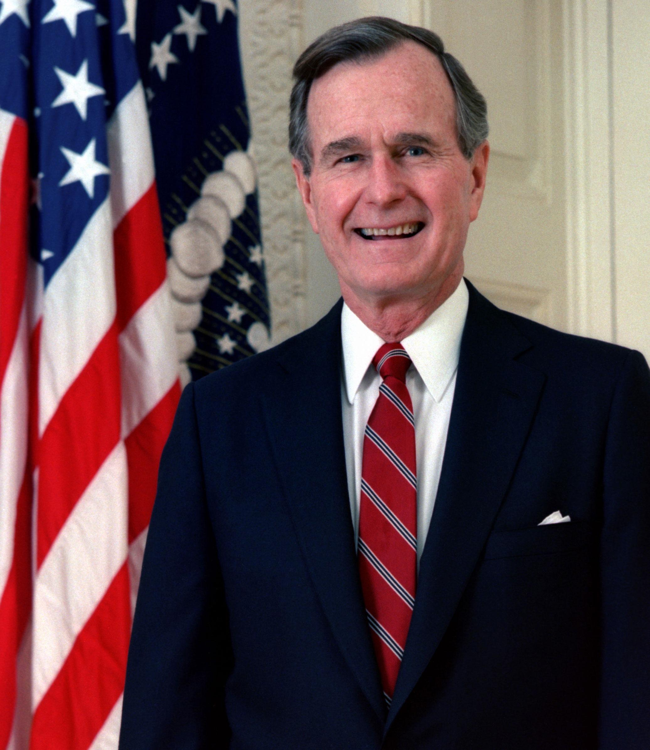 President George Hw Bush Genealogy Family History