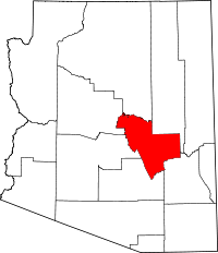 Gila County vital records