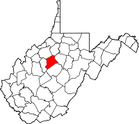 Gilmer County vital records