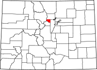 Gilpin County vital records