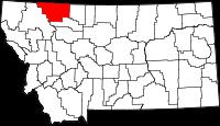 Glacier County vital records