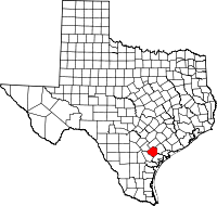 Goliad County vital records