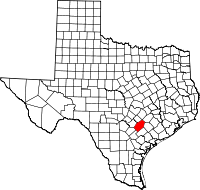 Gonzales County vital records