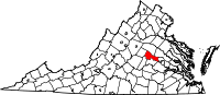 Goochland County vital records