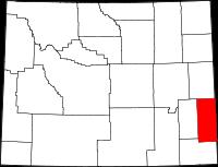 Goshen County vital records
