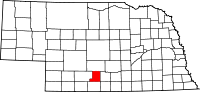 Gosper County vital records