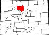 Grand County vital records