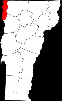 Grand Isle County vital records