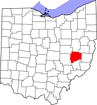 Guernsey County vital records