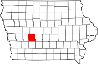 Guthrie County vital records