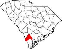 Hampton County vital records
