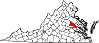 Hanover County vital records