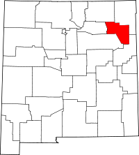 Harding County vital records