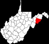 Hardy County vital records