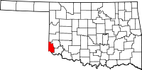 Harmon County vital records